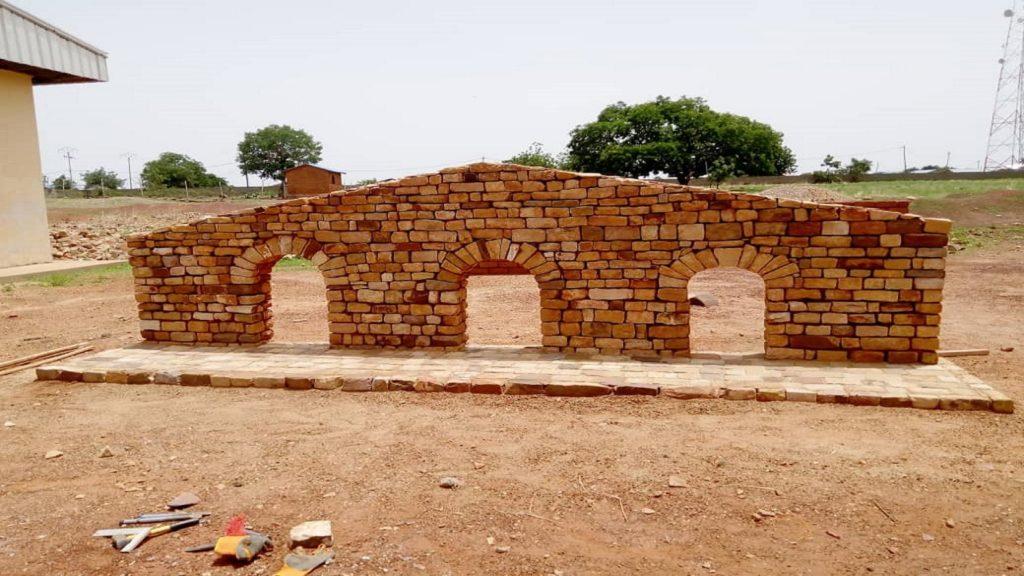 Beauté de la construction en pierre