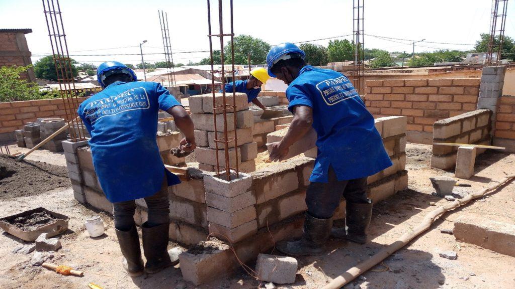 Réalisation de chantier-école